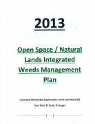 weed management plan cover